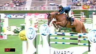 Hípica - Campeonato de España de saltos