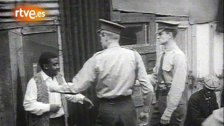 Reportaje sobre la historia del apartheid en Sudáfrica