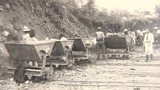 Casi 6.000 obreros gallegos participaron en la construcción del Canal de Panamá