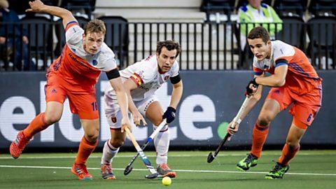 Campeonato de Europa Masculino: España - Holanda