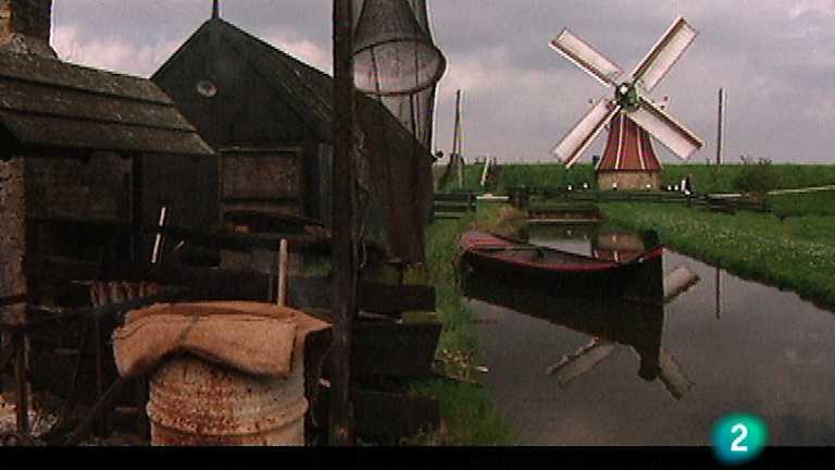 Paraísos cercanos - Holanda, horizonte inventado