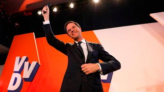 Holanda relega a Wilders y espanta el fantasma de la ultraderecha