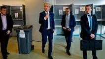 Ir al VideoHolanda vota en unas elecciones que pueden marcar el camino de la extrema derecha en Europa