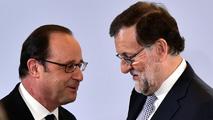 Ir al VideoHollande invita a Rajoy a una cumbre en Versalles con Alemania e Italia