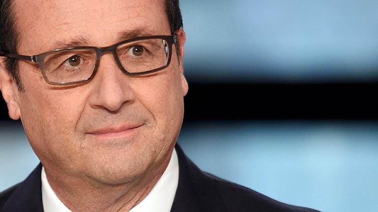 Hollande no se presentará a la reelección si el paro no se ha reducido al final de su mandato