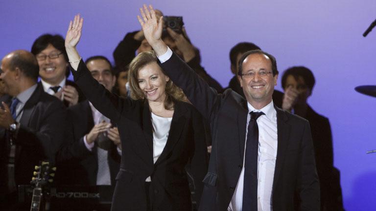Hollande recupera el Elíseo para la izquierda