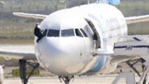 Un hombre secuestra un avión egipcio y lo desvía a Chipre antes de entregarse