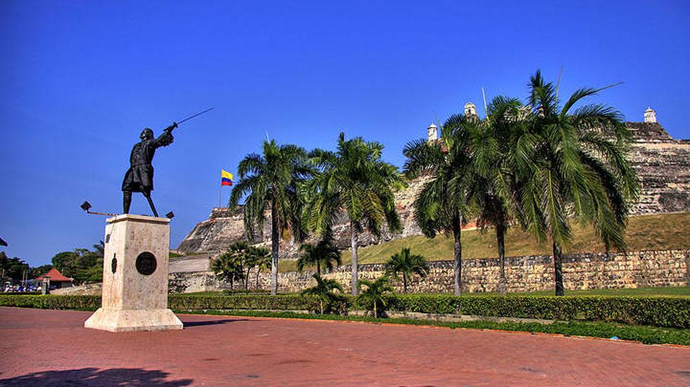 Homenaje al histórico militar Blas de Lezo