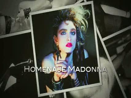 Homenaje a Madonna de Vanesa Sánchez