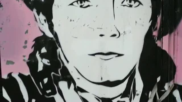 Ritmo urbano - Homenaje a Muelle, el primer grafitero español