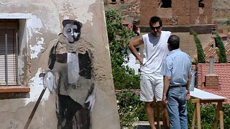 El arte rinde homenaje a la naturaleza y la tradición rural en Santa Lucía de Ocón, La Rioja