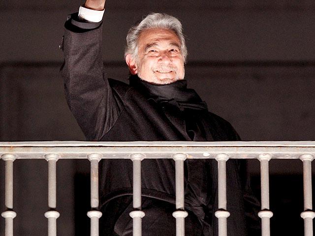 """Plácido Domingo: """"Estaré en un escenario mientras pueda respirar"""""""