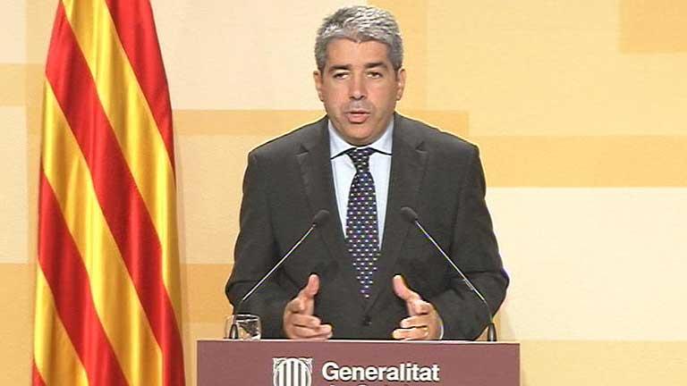 El Gobierno catalán no se da por aludido por el mensaje de unidad del rey