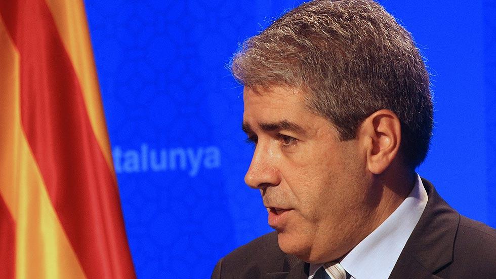 """Homs habla de """"utilización burda"""" del Gobierno de las instituciones del Estado"""