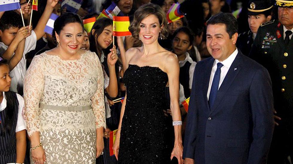 Honduras, el primer destino oficial en solitario de la reina Letizia en Centroamérica