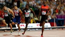 Un Hortelano de récord ilusiona ante Bolt en la Diamond League de Londres