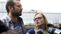 Ir al VideoEl hospital clínico de Santiago pide al juzgado que se manifieste sobre la situación de Andrea