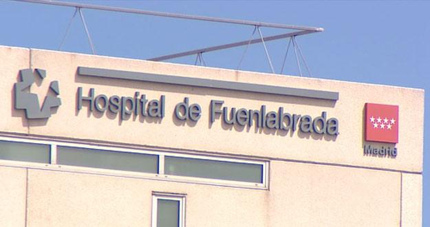 hospital de fuenlabrada madrid: