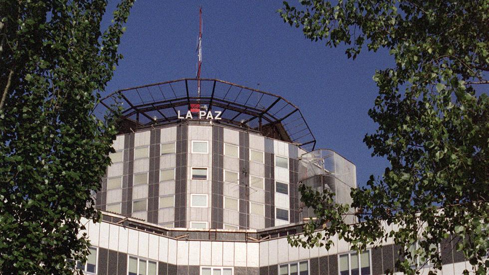 El hospital la paz en madrid y la cl nica universitaria de for Hospital de dia madrid