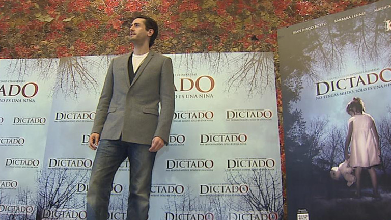 """Hoy se presenta en Madrid """"Dictado"""", la nueva película de Antonio Chavarrías"""