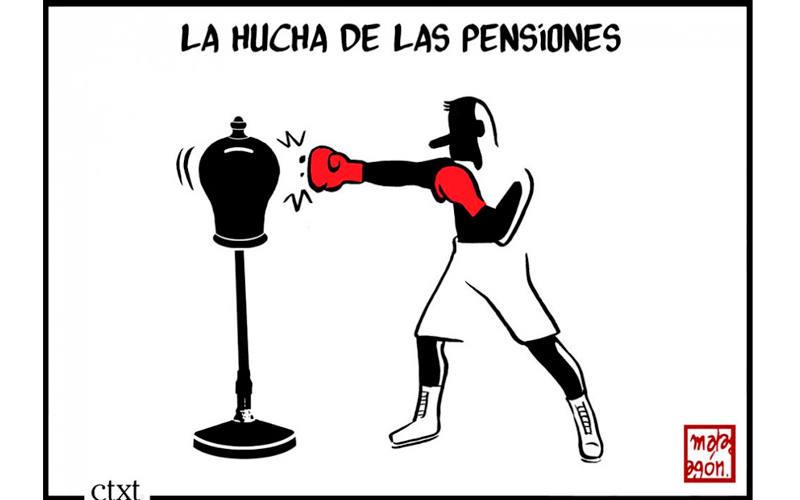 'La hucha de las pensiones'