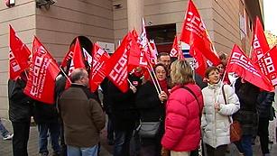 La mayoría de sindicatos respaldan la huelga de funcionarios de Castilla-La Mancha