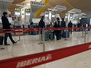 Normalidad en la segunda jornada de huelga de pilotos de Iberia