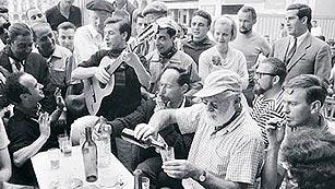 Ver vídeo  'La huella de Hemingway en los Sanfermines'