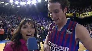 """Huertas: """"El basket te regala estas cosas"""""""
