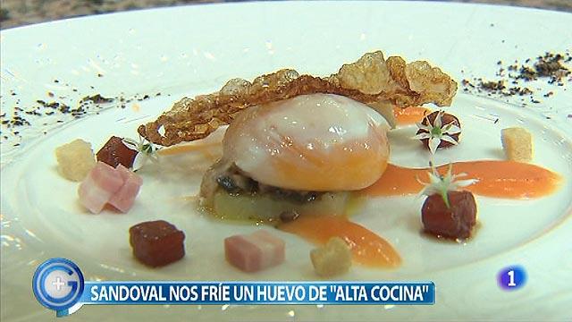 Más Gente - El reto de cocina: ¿Huevos fritos caseros o de autor?