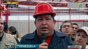 Hugo Chávez volverá a operarse