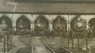 El hullero cabalga de nuevo. Memoria de un tren