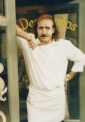El humorista Pedro Reyes
