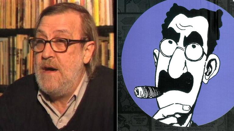 Humoristas gráficos y dibujantes de historietas: Enrique Ventura