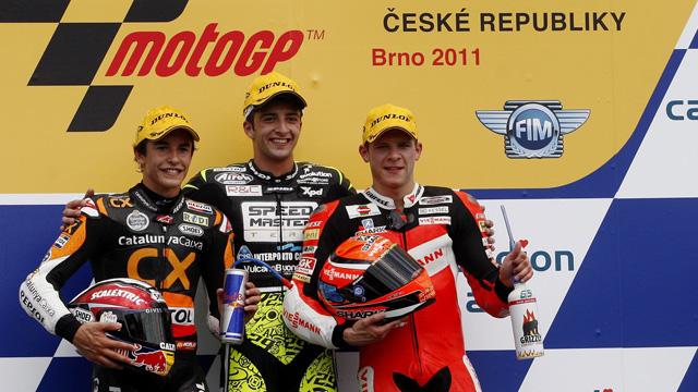 Iannone se impone en Brno