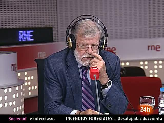 """Ibarra: """"Rubalcaba aceptará ser candidato si tiene la garantía de ser elegido secretario general"""""""