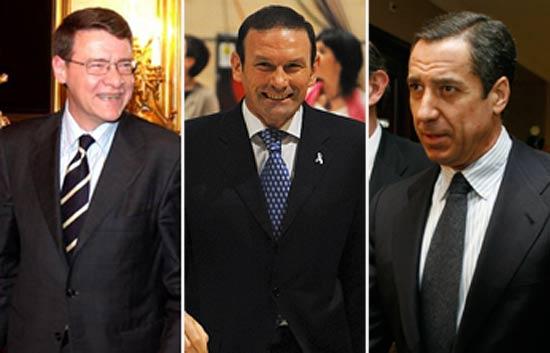 Ibarretxe, último político con un 'exilio dorado'