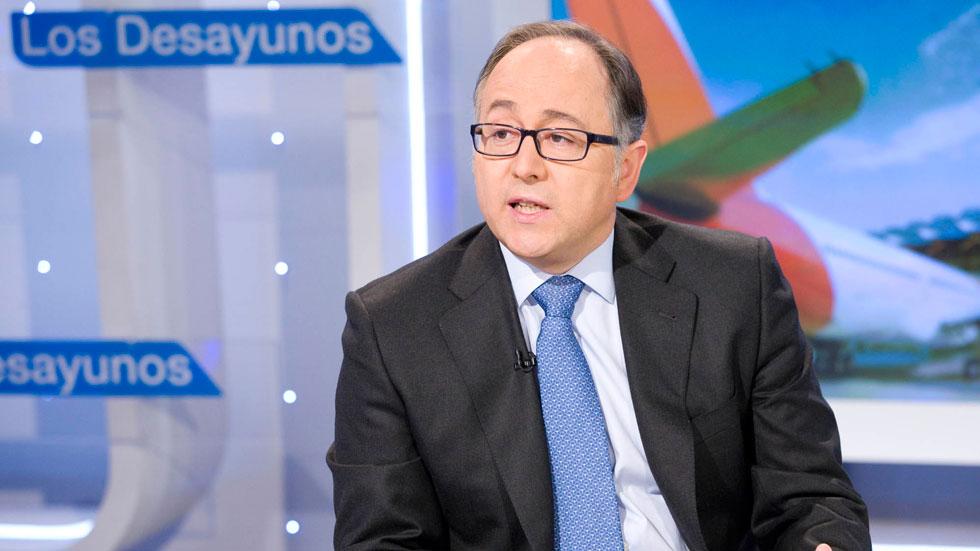 El presidente de Iberia asegura que no va a desaparecer el puente aéreo Madrid-Barcelona
