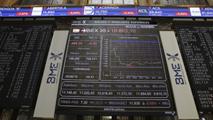 Ir al VideoEl IBEX 35 se desploma un 4,56%, su mayor caída desde agosto de 2012