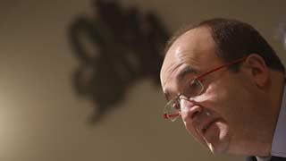 """Iceta dice que hay """"contactos al máximo nivel entre Gobierno y Generalitat"""""""