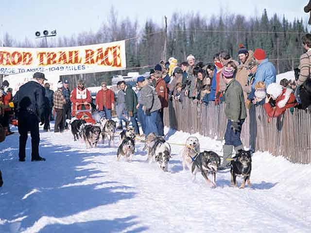 El hombre y la tierra - Iditarod, 1000 millas sobre hielo - Primera parte