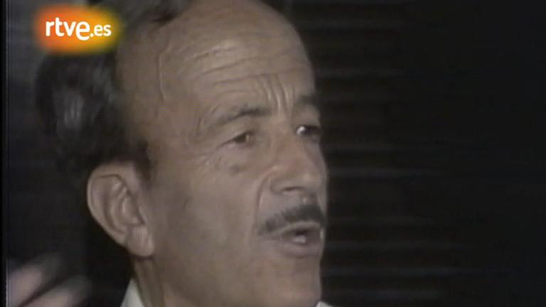 El doctor Julio Iglesias Puga habla tras el final de su secuestro (1982)