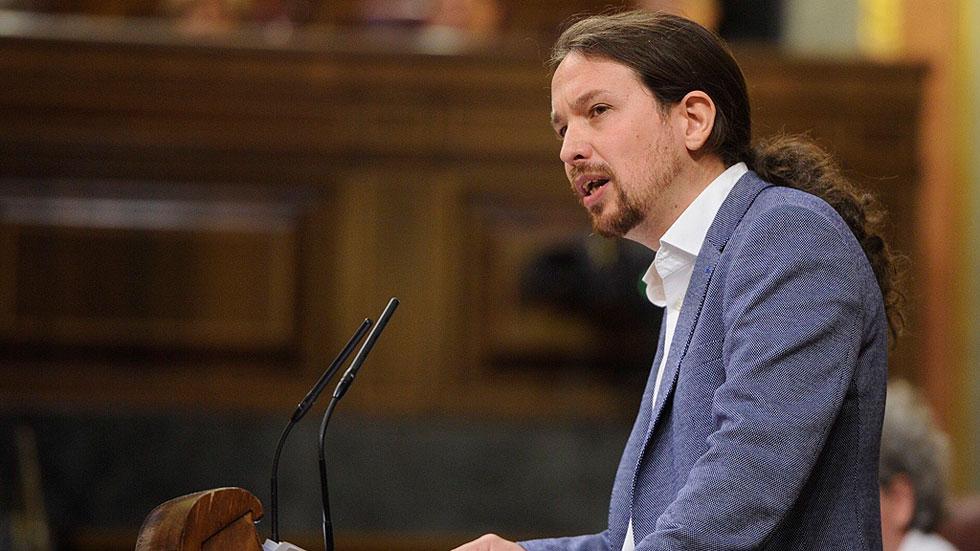 """Iglesias reclama """"una nueva España social y plurinacional"""""""