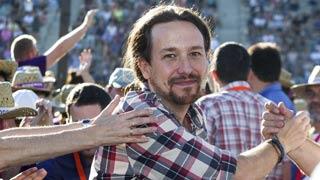 Iglesias se presenta en un mitin en Mallorca como el vencedor de las elecciones generales