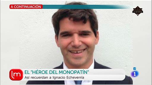Ignacio, el héroe del monopatín