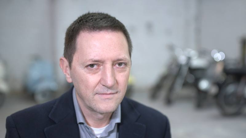 Ignacio Martínez de Pisón reconoció que para muchos lectores su último libro tendrá algo de novela generacional
