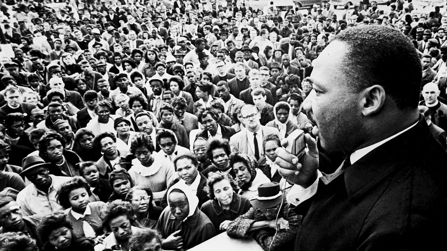 Ir al VideoLa igualdad racial, el sueño sin cumplir de Martin Luther King