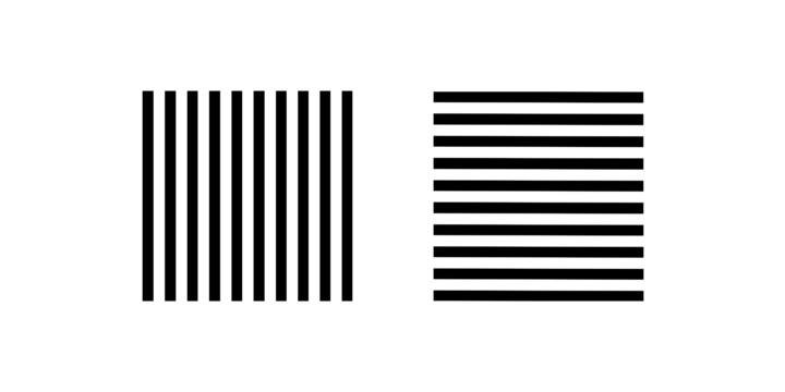 Horizontales o verticales qu rayas adelgazan - Rayas horizontales ...