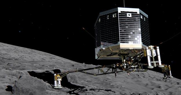 La ESA intentará poner en contacto a las sondas Rosetta y Philae este jueves
