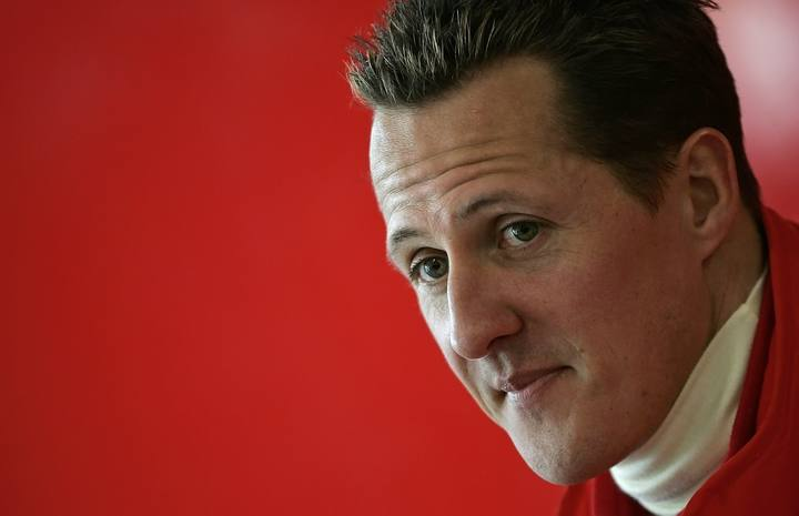 Imagen de archivo del expiloto de Fórmula 1 Michael Schumacher.